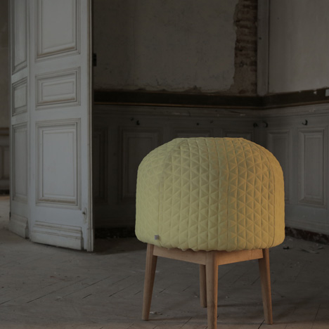 Bounce Stool by Veronique Baer