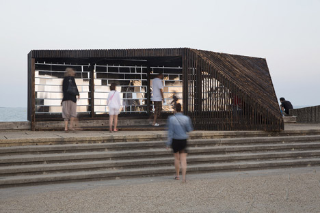 Breath Box by NAS Architecture