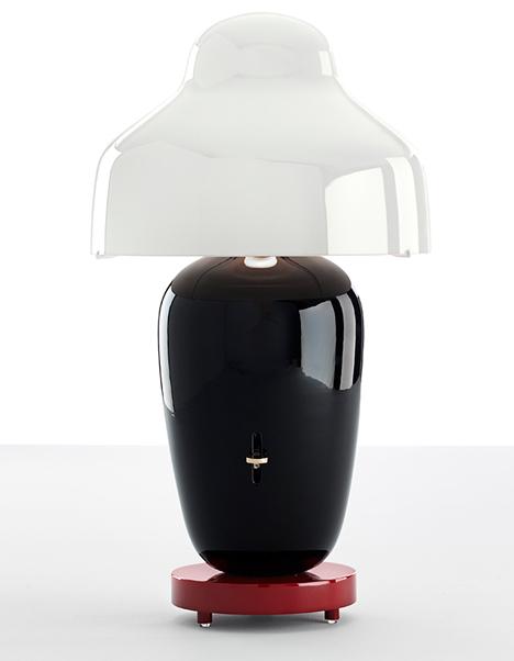 Chinoz lamps by Jaime Hayon