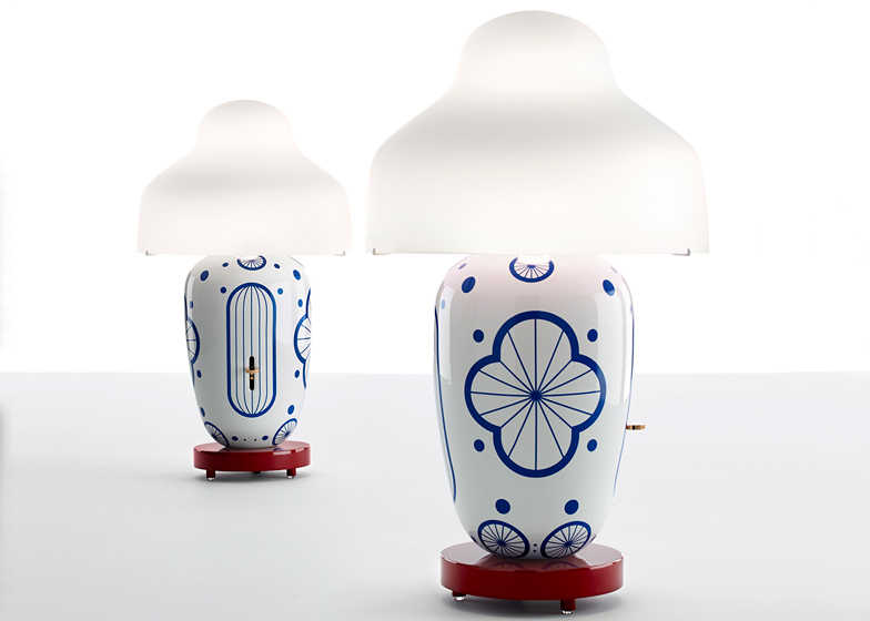 Chinoz lamps by Jaime Hayon