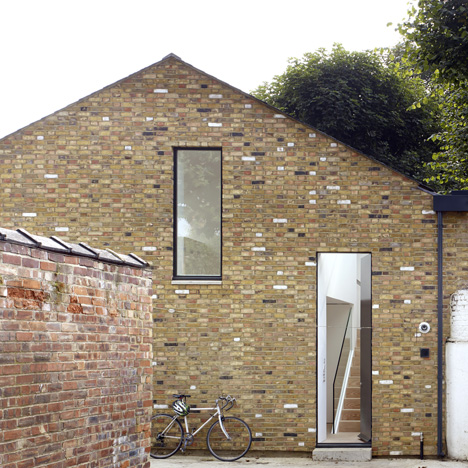 Photography studio by Cassion Castle takes over an east London mews house