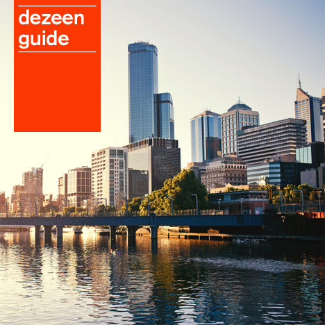 Dezeen Guide update August 2014: Melbourne