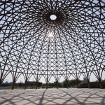 Vo Trong Nghia unveils bamboo domes in Vietnam