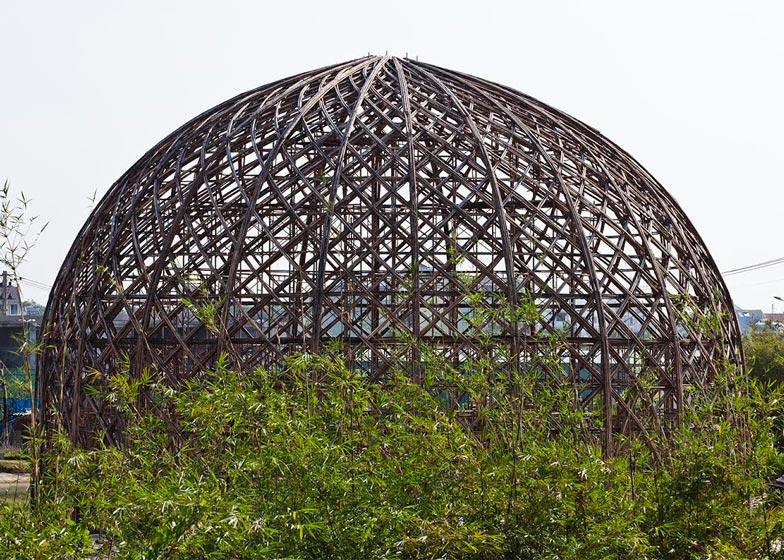 Diamond Island Community Hall by Vo Trong Nghia
