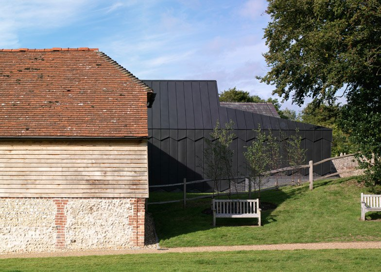 Ditchling Museum of Art + Craft by Adam Richards Architects