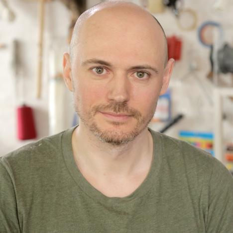 Dominic Wilcox portrait