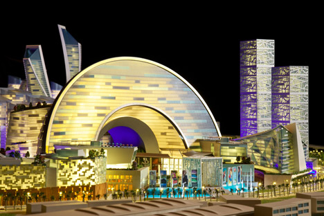 Dubai Mall of the World