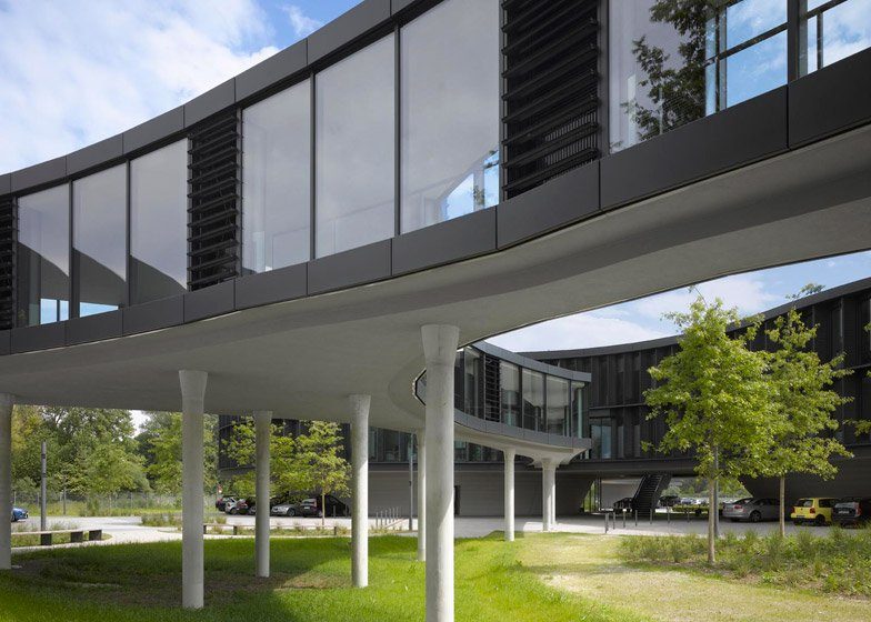 ESO Headquarters Extension in Garching by Auer Weber