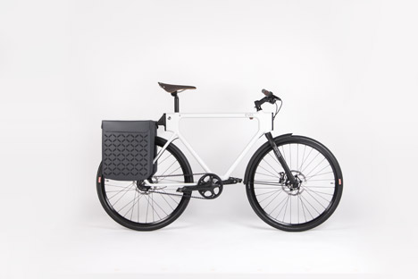 EVO Urban Utility Bike by PCH Lime Lab