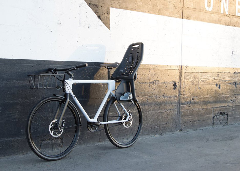 EVO Urban Utility Bike by PCH Lime Lab