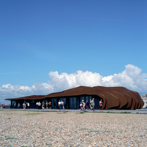 East Beach Cafe by Thomas Heatherwick