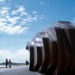 """Contagious"" architecture revives sleepy Littlehampton"