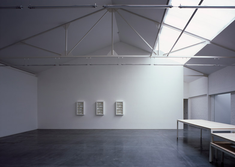 Edmund de Waal Studio and Gallery by DSDHA