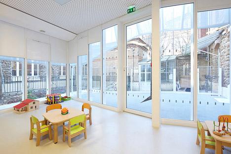 Epée de Bois by h2o architectes