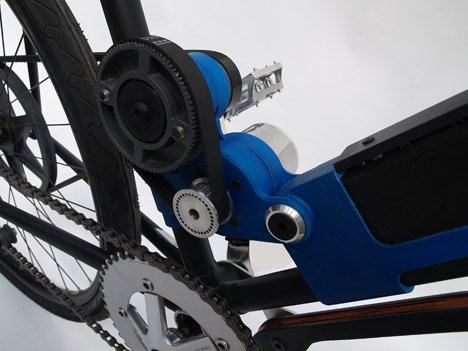 Flux Bike by Offer Canfi