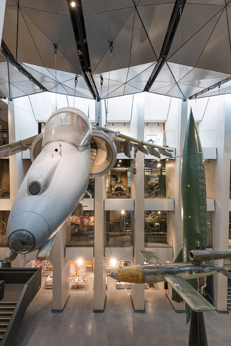 Fosters and Partners Imperial War Museum