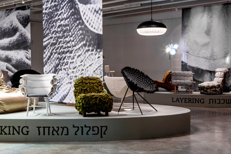 Gathering exhibition curated by Li Edelkoort at Design Museum Holon