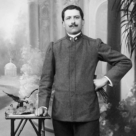 Giovanni Alessi portrait