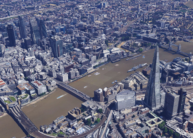 Google adds London to its growing list of 3D-mapped cities on google maps aerial satellite view, google maps helicopter view, google earth live satellite view, google earth street view usa,