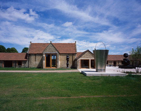 Hauser & Wirth Somerset by Laplace