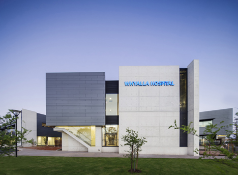 Whyalla Regional Cancer Centre Redevelopment, Australia, by Hames Sharley