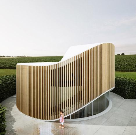 House O by Penda