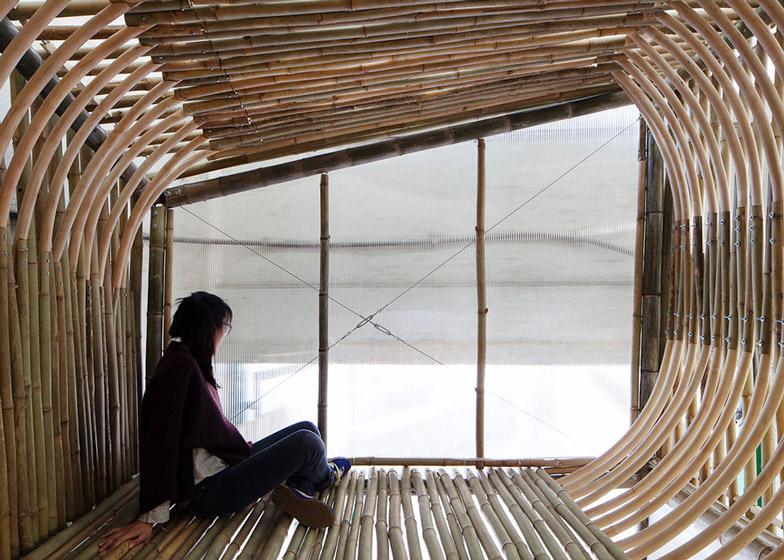 "Bamboo ""becoming increasingly popular"" in Chinese architecture"