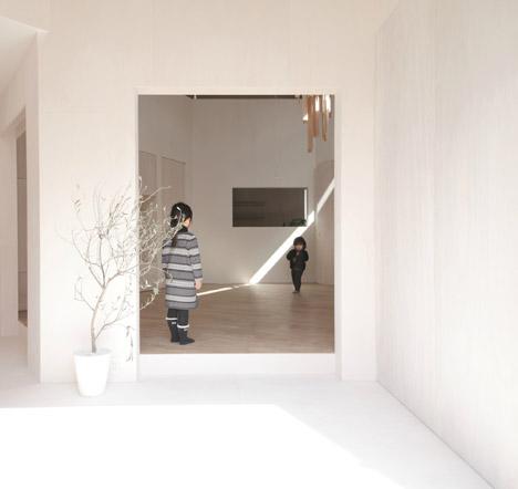 Koro house by Katsutoshi Sasaki
