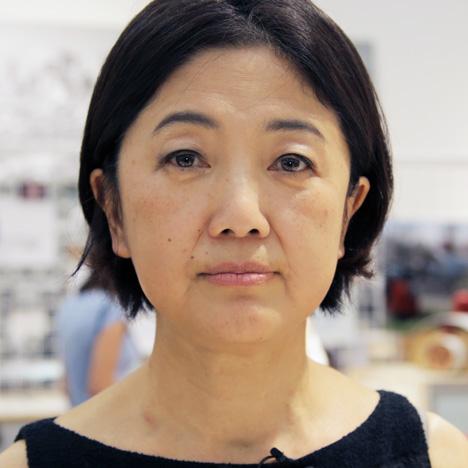 Kayoko Ota portrait