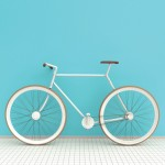 Kit Bike by Lucid Design packs into a bag