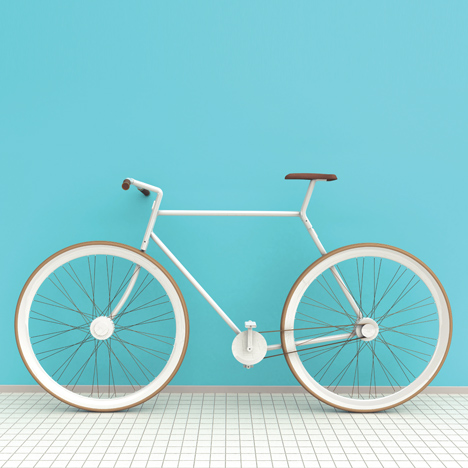 Kit Bike by Lucid Design
