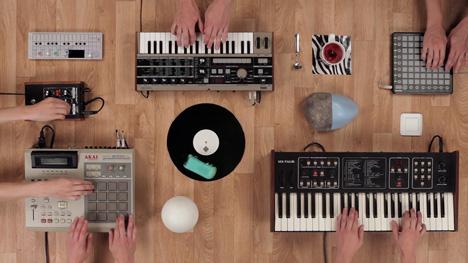 Kodama music video by 20syl and Mathieu Renoult