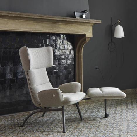 Ligne Roset Chair by Toshiyuki Kita