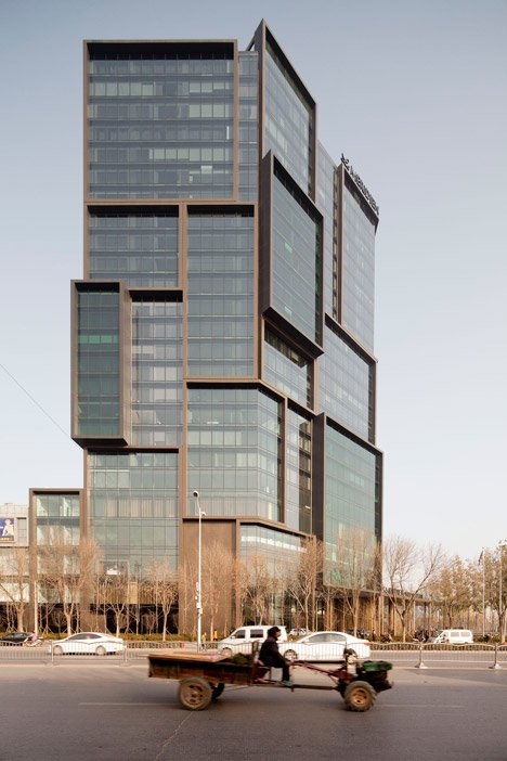 Le Meridien Zhengzhou by Neri and Hu