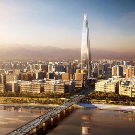 Lotte World Tower by KPF