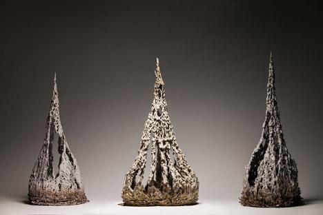 Magnetism Meets Architecture by Jólan van der Wiel