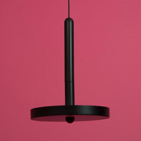 Magnum lamp by Patrycja Domanska and Felix Gieselmann