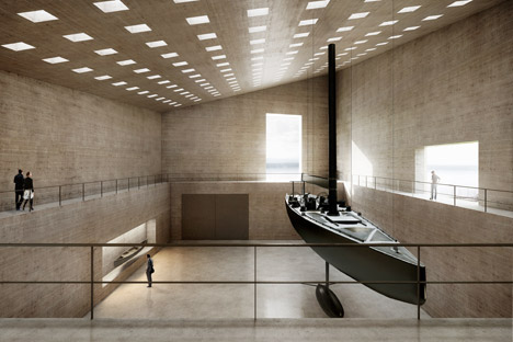 Musee du Leman by Fruehauf Henry & Viladoms
