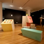 Sungsin Eo designs foam display system for child-friendly exhibitions