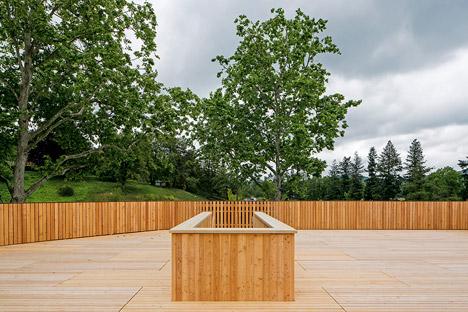 Naturbad Riehen by Herzog & de Meuron