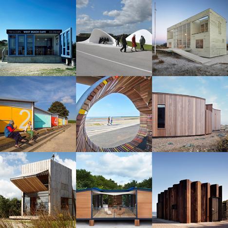 New Pinterest board: seaside architecture