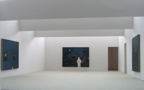 Newport Street Gallery for Damien Hirst by Caruso St John Architects