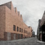 Caruso St John's gallery for Damien Hirst set for spring 2015 opening