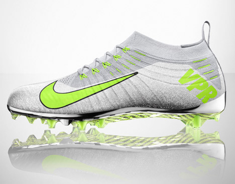 Nike combines Flyknit and 3D-printing for American ...
