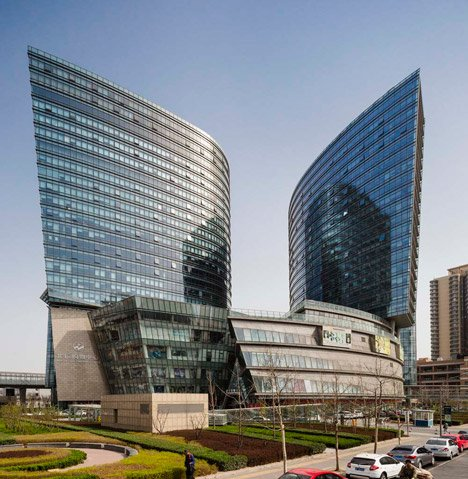 North Star Mixed-use Development in Beijing, by Aedas