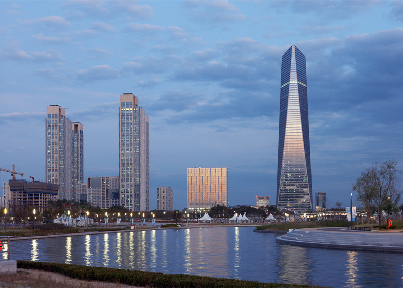 Northeast Asia Trade Tower by KPF