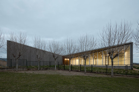 Nursery School in Haro by Taller Básico de Arquitectura