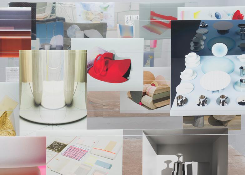 Photographs of Scholten & Baijings designs by  Scheltens & Abbenes