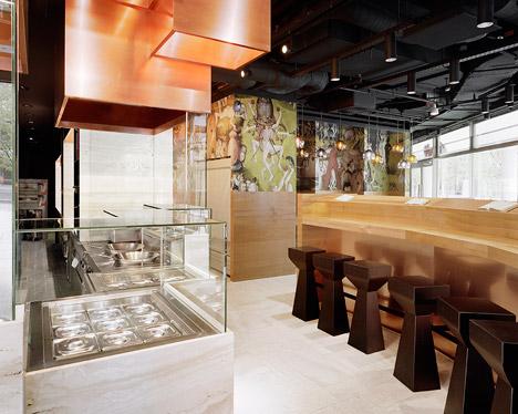Pasta Maria by Thomas Kroger Architekt