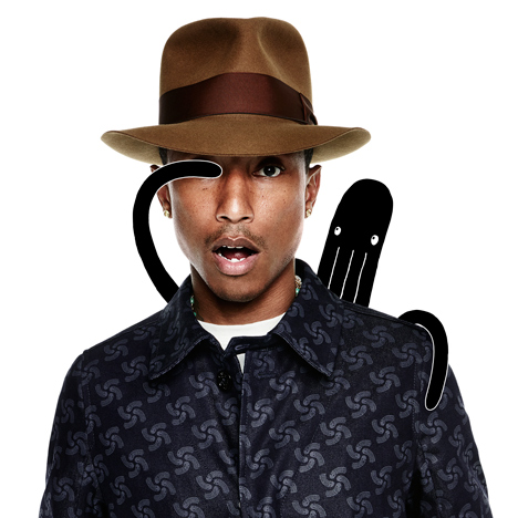 Pharrell RAW for the Ocean